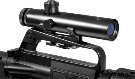 Electro Sight 4x20 Riflescope