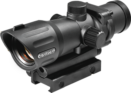 Electro Sight 1x30 M-16 Riflescope with Illuminated Reticle thumbnail