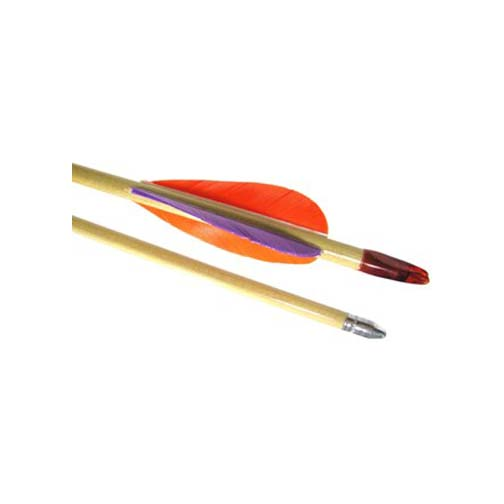 Port Orford Cedar Arrows (Pack of 12) from Hot Shot Manufacturing