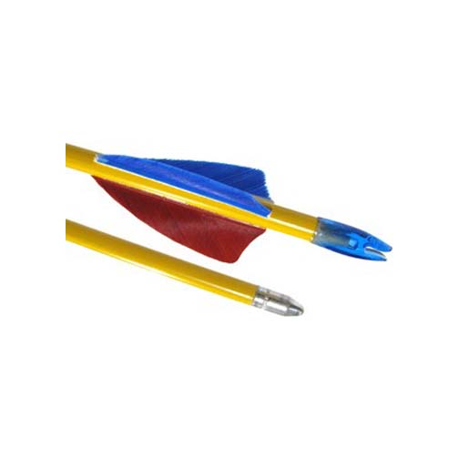 Economy Cedar Wood Arrows (Pack of 12) from Hot Shot Manufacturing thumbnail