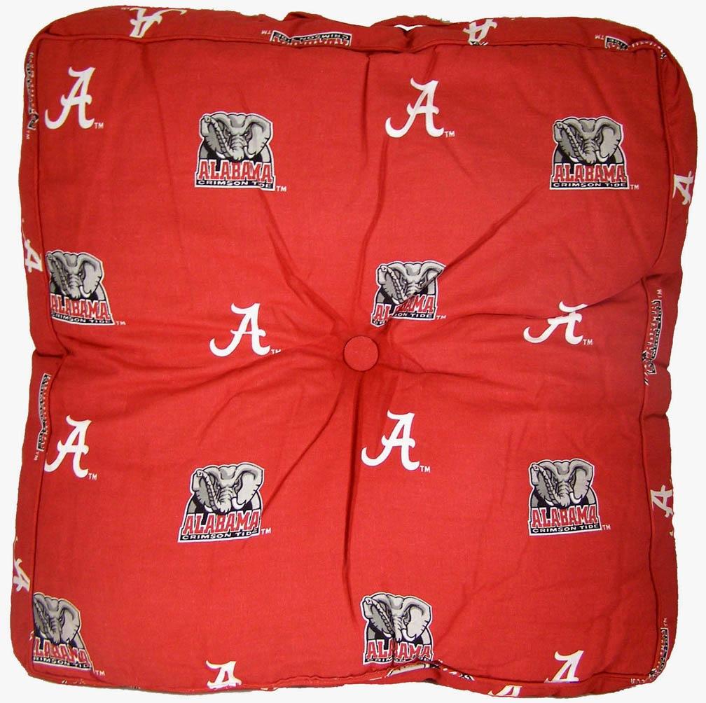 "Alabama Crimson Tide 24"" x 24"" Floor Pillow"