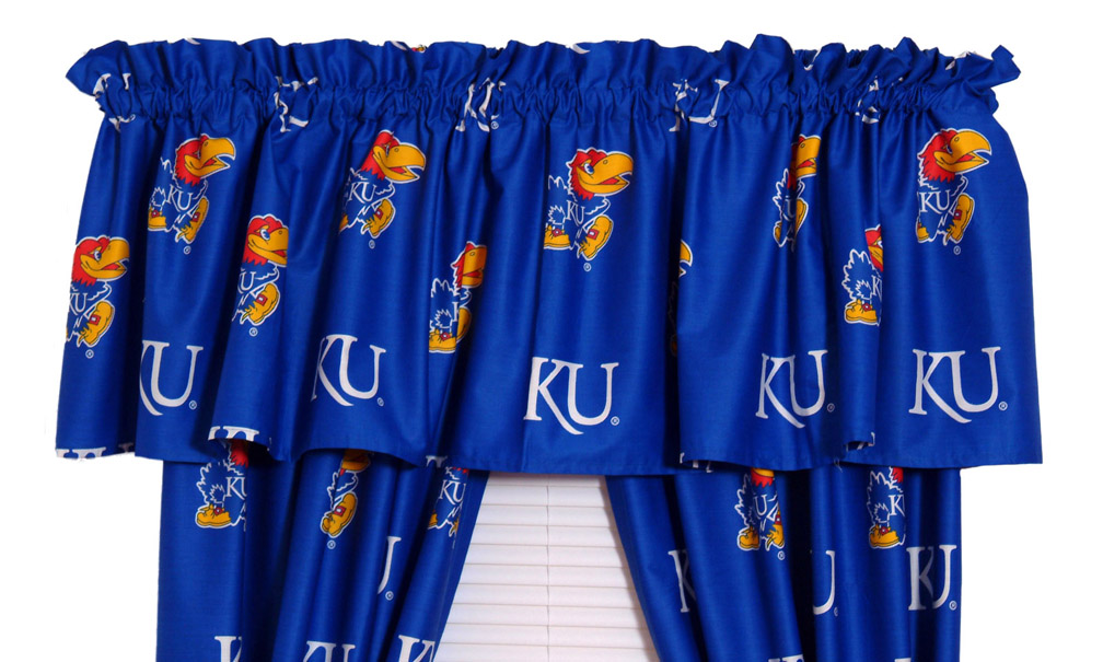 Curtains Ideas Clemson Shower Curtain : Kansas Jayhawks Curtains Price  Compare