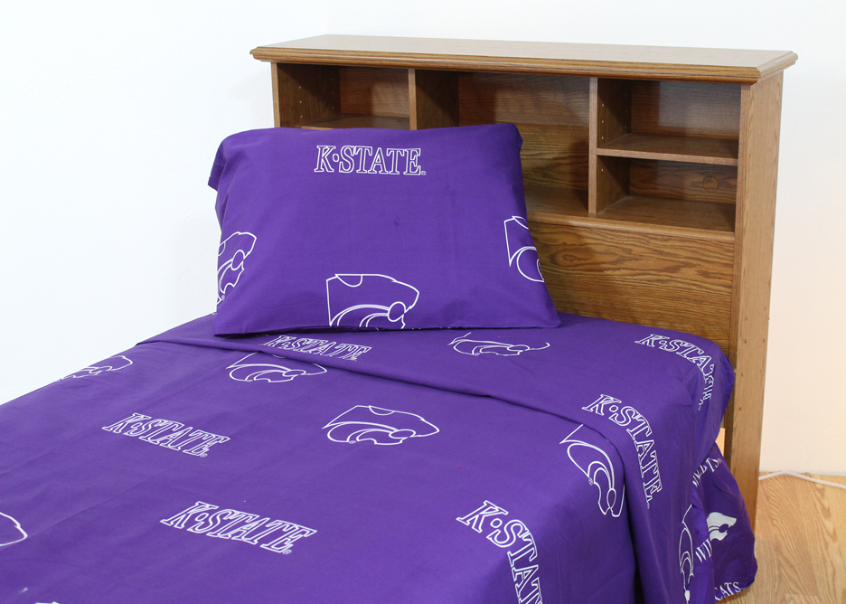 Kansas State Wildcats Comforter Kansas State Comforter
