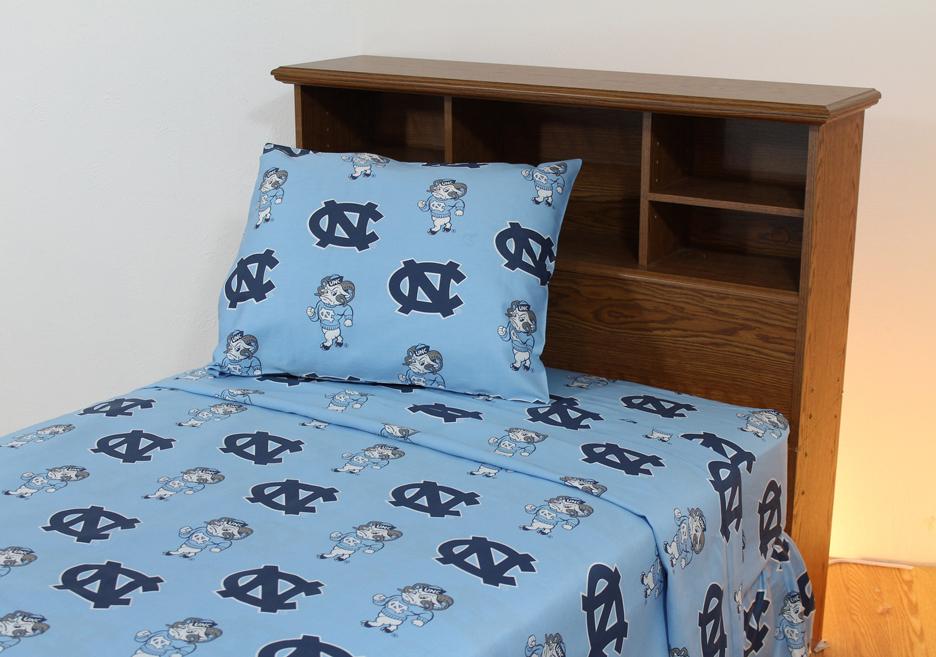 North Carolina Tar Heels Bedding North Carolina Bedding Set