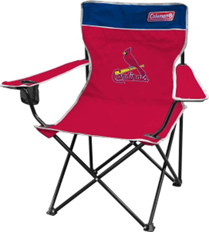 St. Louis Cardinals Coleman Quad Chair CD-1509922907