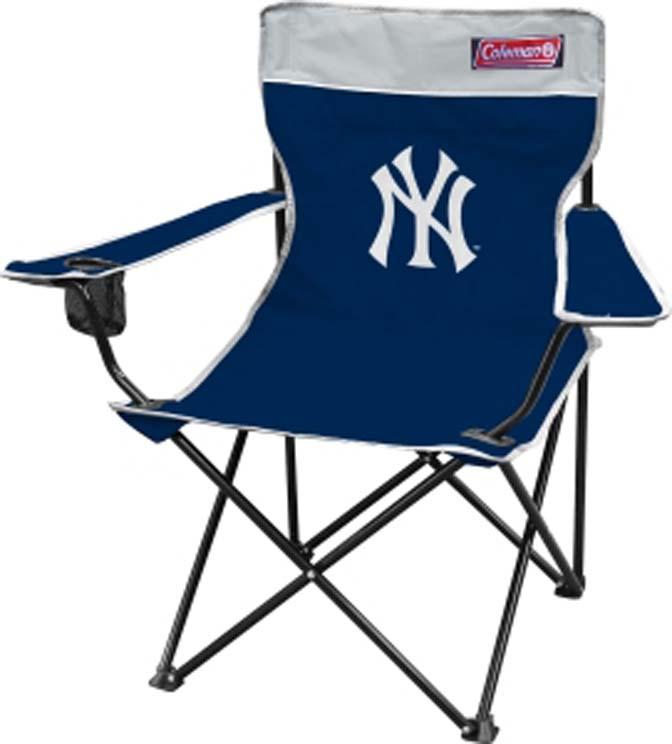 New York Yankees Coleman Quad Chair
