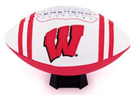 Wisconsin Badgers Full Size Jersey Football from Fotoball