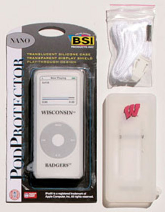 Wisconsin Badgers iPod® Nano Cover