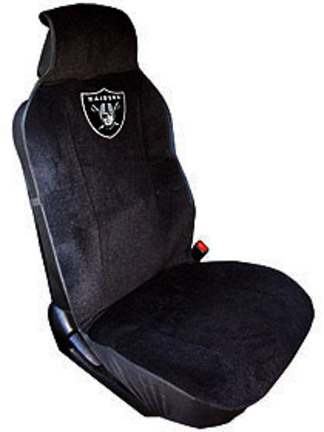 Oakland Raiders Seat Cover Raiders Seat Cover Raiders