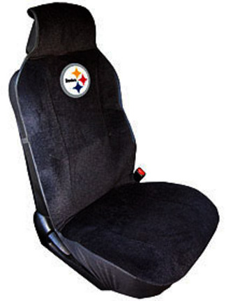 pittsburgh steelers seat covers price compare. Black Bedroom Furniture Sets. Home Design Ideas