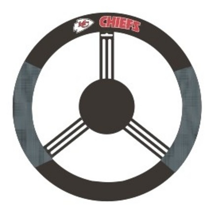 Kansas City Chiefs Steering Wheel Covers Price Compare