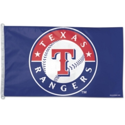Texas Rangers 3' x 5' Flag from WinCraft CD-3208525372