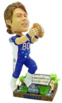 Jeremy Shockey New York Giants 2003 Pro Bowl Bobble Head Doll from Forever Collectibles