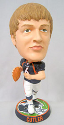 Jay Cutler Denver Broncos Phathead Bobble Head Doll from Forever Collectibles Coupon 2016