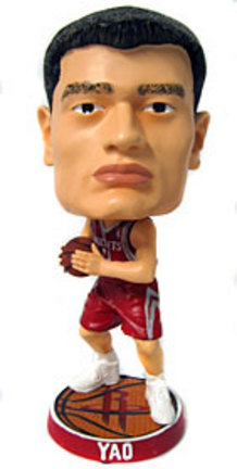 Yao Ming Houston Rockets Phathead Bobble Head Doll from Forever Collectibles