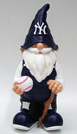 "New York Yankees 11"""" Garden Gnome"" CD-8132970526"