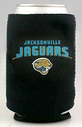 Jacksonville Jaguars Kolder Kaddy Can Holders - Set of 4