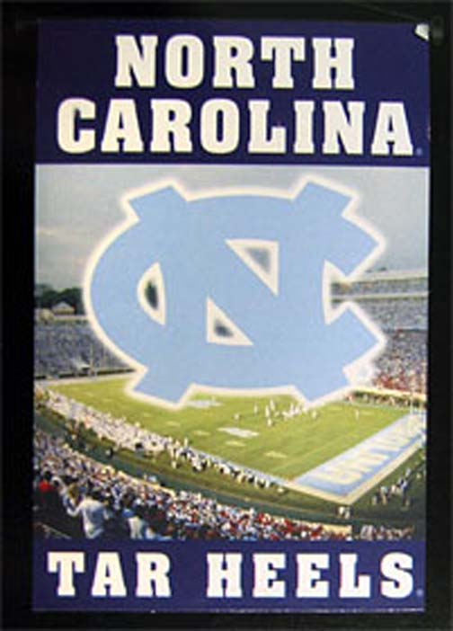 "North Carolina Tar Heels 28"""" x 41"""" Wall Hanging"" CD-8791885688"