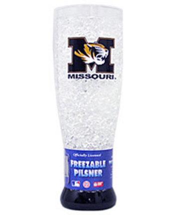 Missouri Tigers Plastic Crystal Pilsners - Set of 2