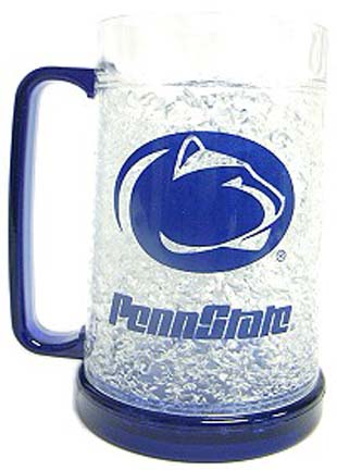 Penn State Nittany Lions Plastic Crystal Freezer Mugs - Set of 4