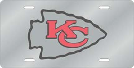 Kansas City Chiefs License Plate Price Compare