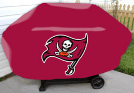 Tampa Bay Buccaneers Deluxe BBQ / Grill Cover