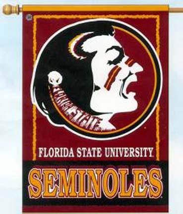 "Florida State Seminoles 27"""" x 37"""" Vertical Flag / Banner"" CD-BAN535"