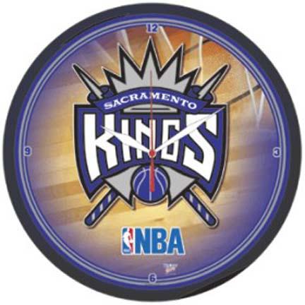 Sacramento Kings Wall Clock from WinCraft