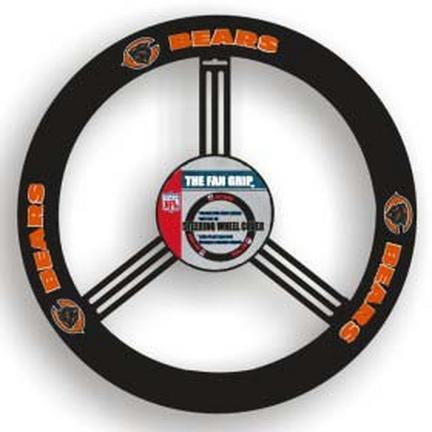 Bears Steering Wheel Covers