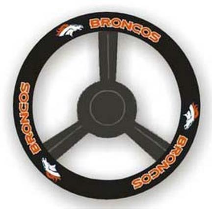 Denver Broncos Steering Wheel Covers Price Compare