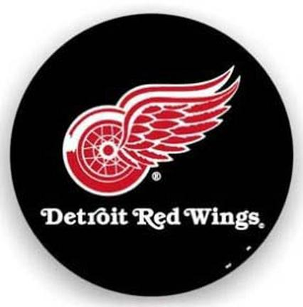 Detroit Red Wings Tire Cover Red Wings Tire Cover Red