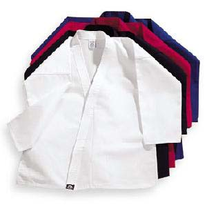 Black Middleweight Traditional Jacket (Sizes 5-6)