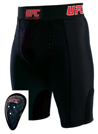 UFC Compression Short with Cup from Century