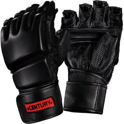 Men's Leather Wrap Gloves with Clinch Strap™ From Century