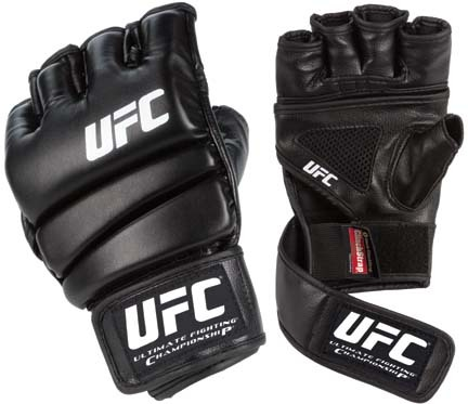 UFC Practice Gloves from Century