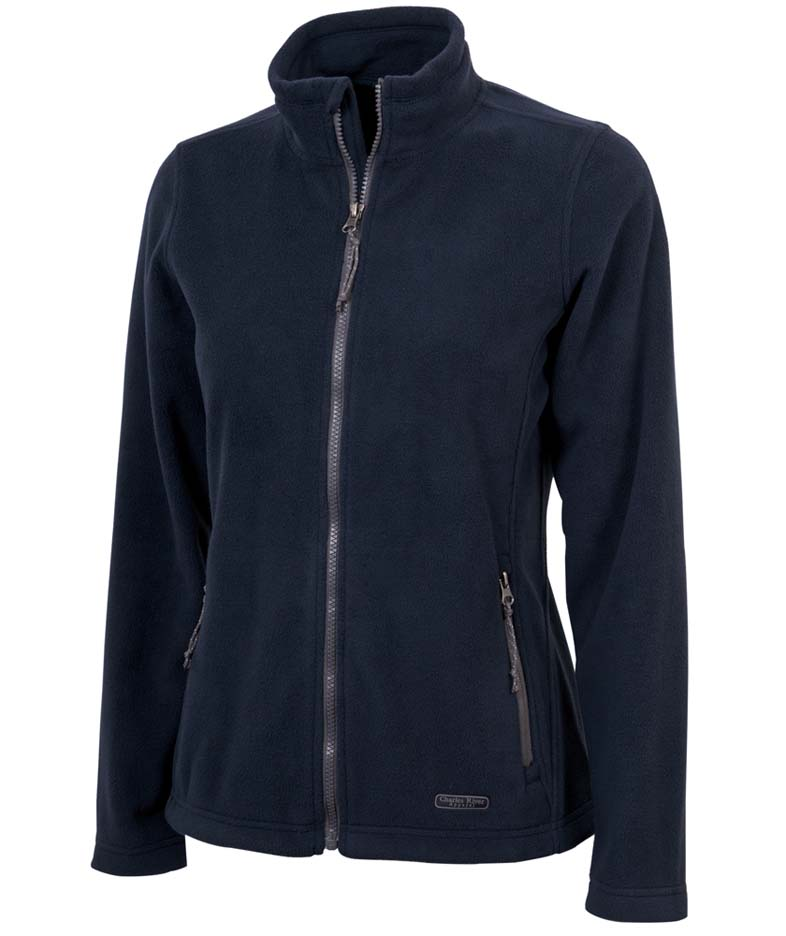 Women's Boundary Fleece Jacket from Charles River Apparel