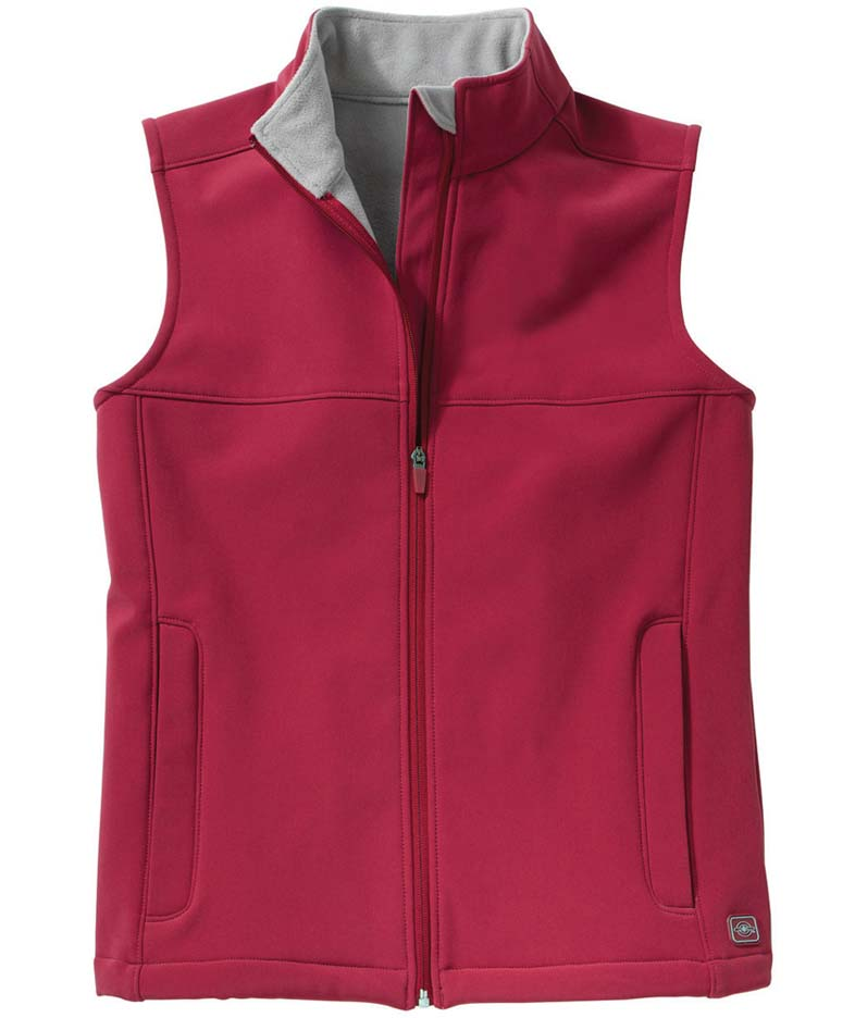 Womens Soft Shell Vest From Charles River Apparel