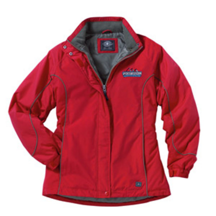 Womens Alpine Parka From Charles River Apparel