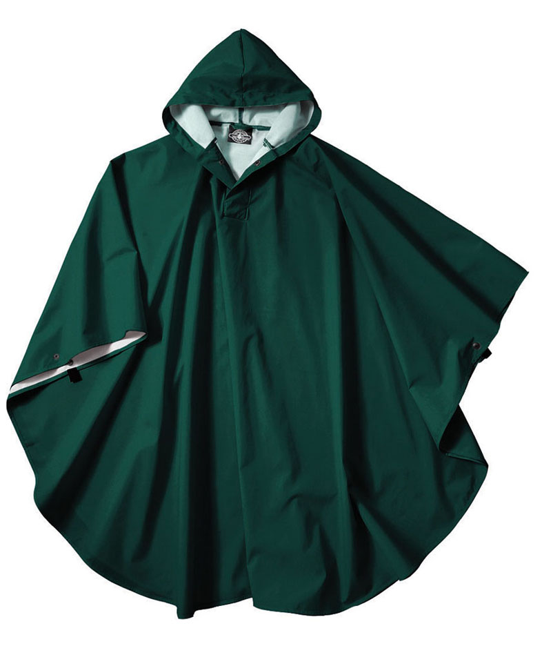 """The """"Kids' Collection"""" Youth Pacific Poncho from Charles River Apparel"""