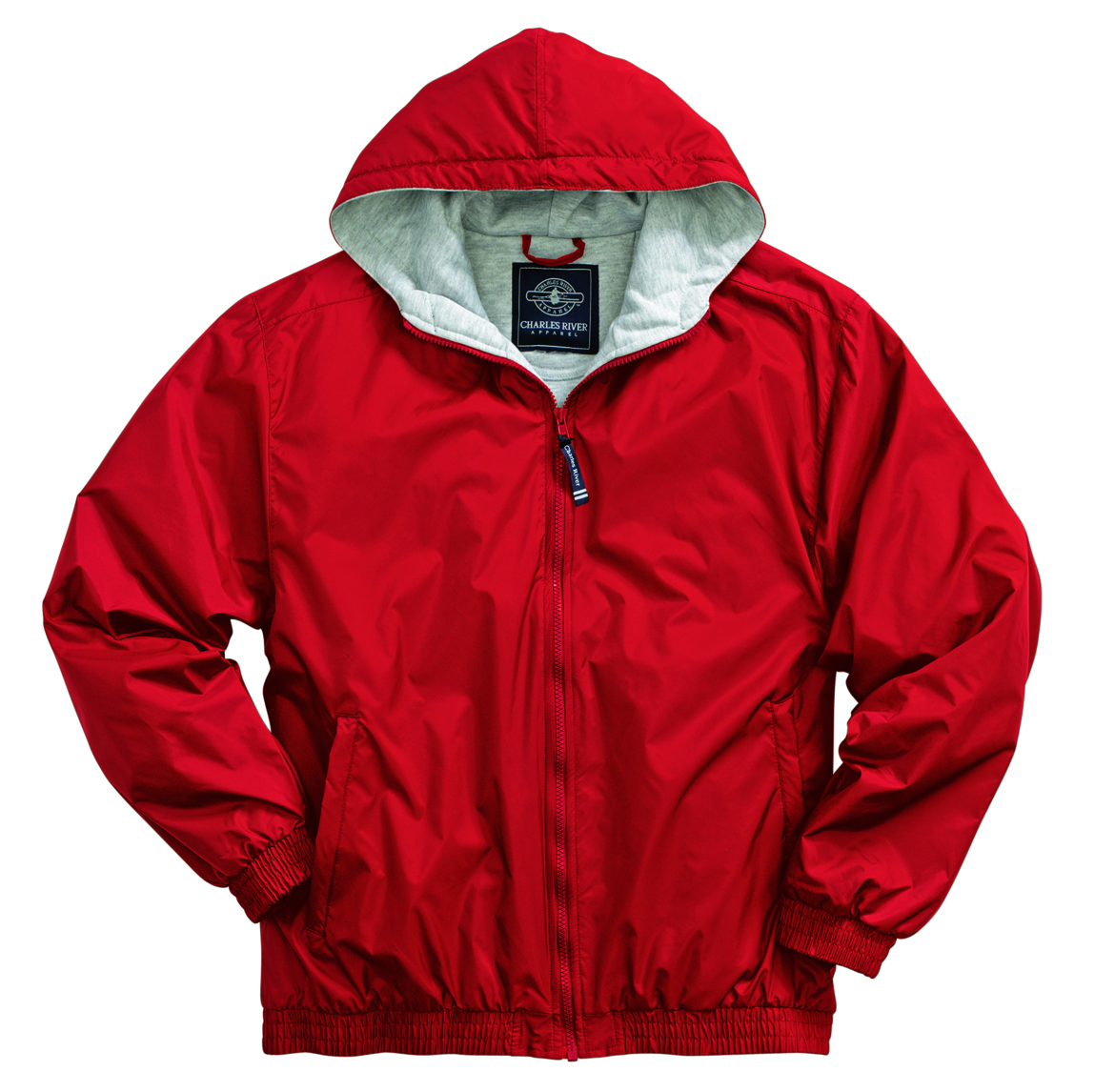 """The """"Kids' Collection"""" Youth Performer Nylon Jacket from Charles River Apparel"""
