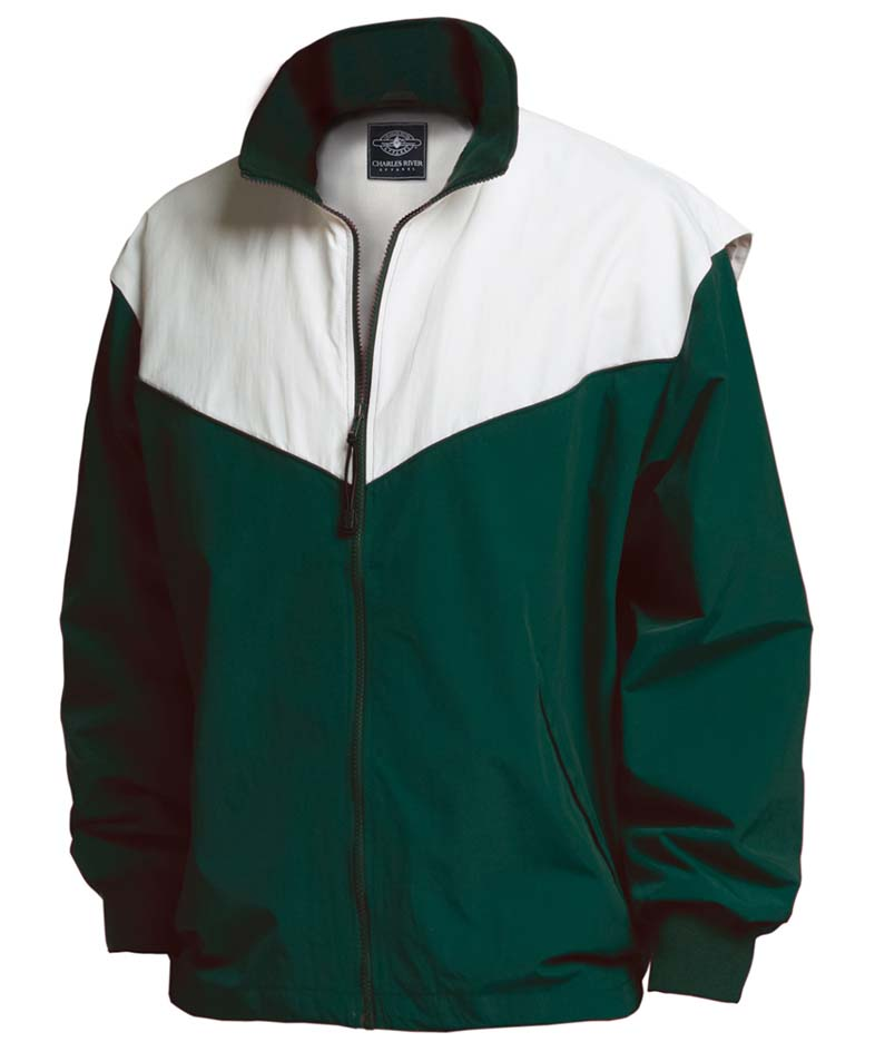 "The ""Kids' Collection"" Youth Championship Jacket from Charles River Apparel"