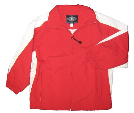 """The """"Kids' Collection"""" Youth Patriot Jacket from Charles River Apparel"""