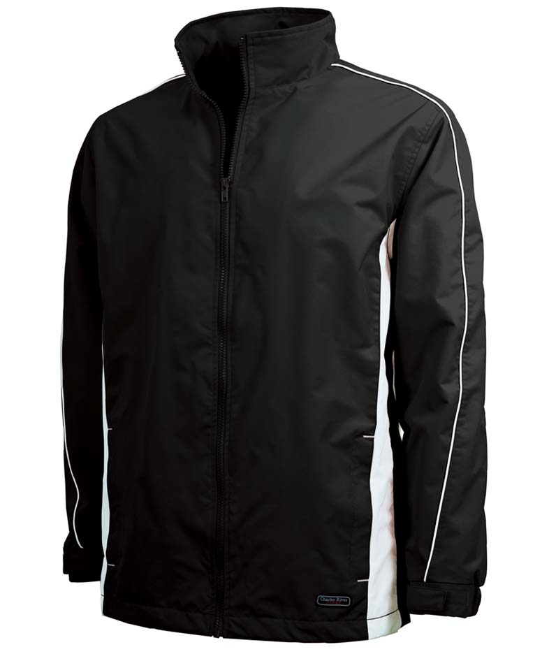 "Pivot ""Wind / Water Resistant"" Jacket from Charles River Apparel"