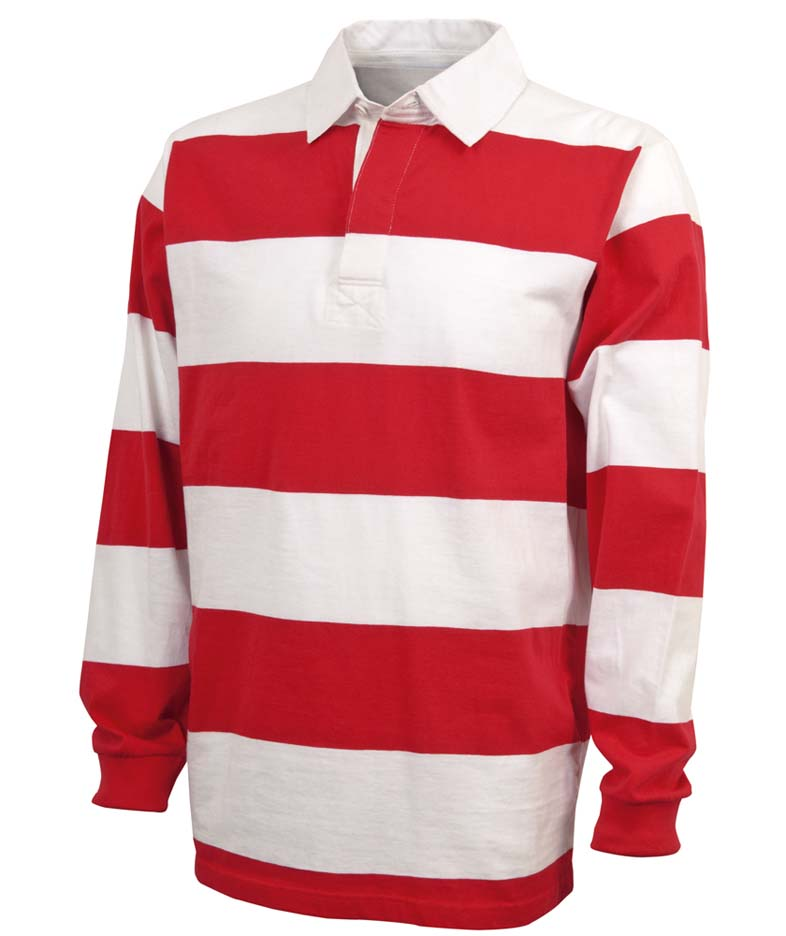 Classic Rugby Shirt from Charles River Apparel
