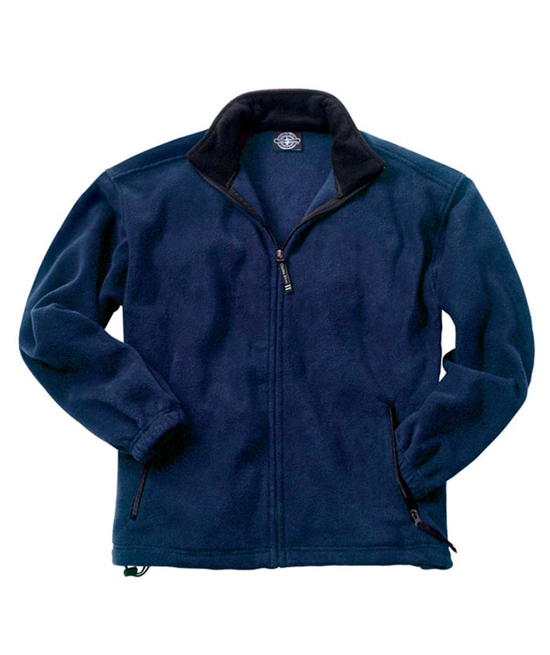"""The """"Summit Collection"""" Voyager Fleece Jacket from Charles River Apparel"""