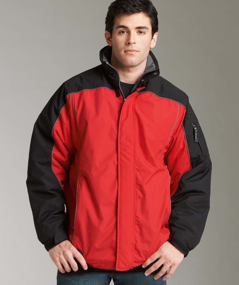 "The ""Trekker Collection"" Alpine Jacket from Charles River Apparel"