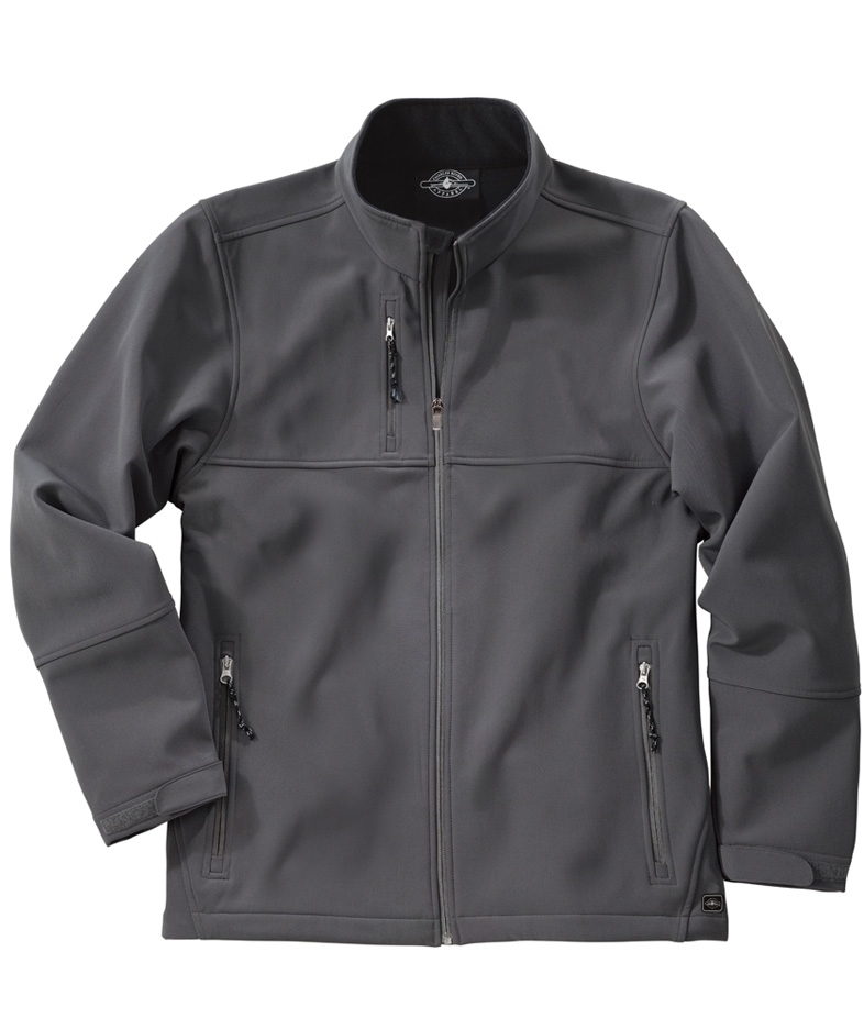 Men's Ultima Soft Shell Jacket from Charles River Apparel
