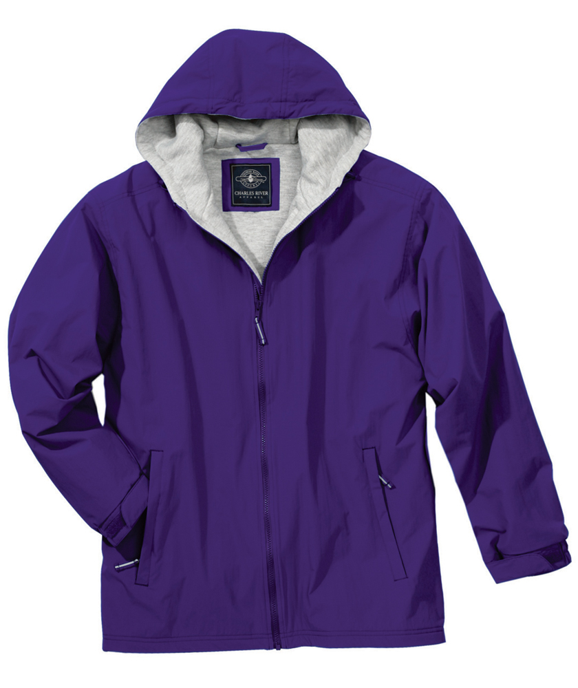 """The """"Performer Collection"""" Enterprise Nylon Jacket from Charles River Apparel"""