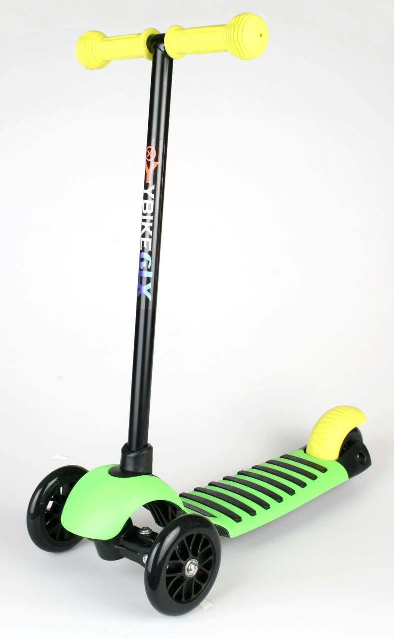Green YBike GLX Scooter
