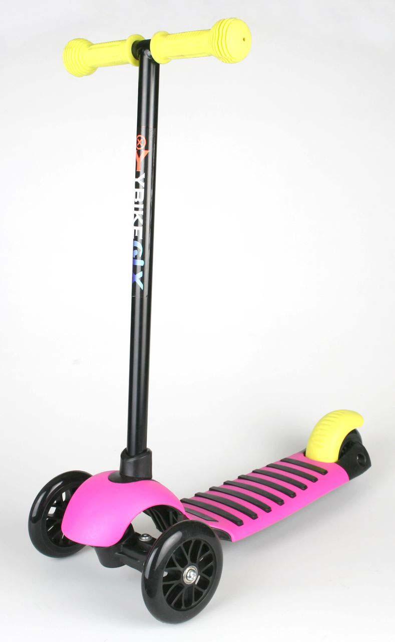Pink YBike GLX Scooter